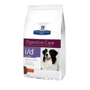 Hill's (Хиллс) I/D Low Fat Сухой корм с низким содержанием жира для собак с желудочно-кишечными заболеваниями