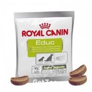 Royal Canin Educ Поощрение при обучении и дрессировке щенков и взрослых собак. 50 грамм