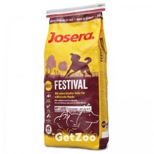 Josera Festival Сухой корм с лососем для привередливых собак