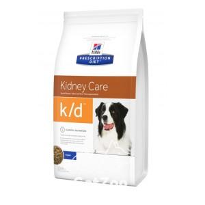 Hill's (Хиллс) К/D Сухой корм для собак при заболеваниях почек, ранней сердечной недостаточности
