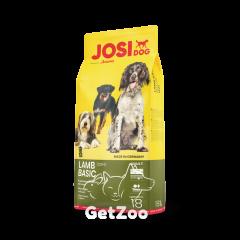 Josera JosiDog Lamb Basic Сухой корм с ягненком для собак, 18 кг