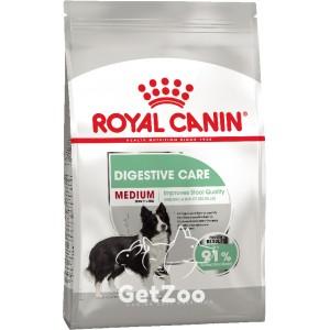 Сухой корм для собак средних пород с чувствительным пищеварением Royal Canin Medium Digestive Care 3 кг