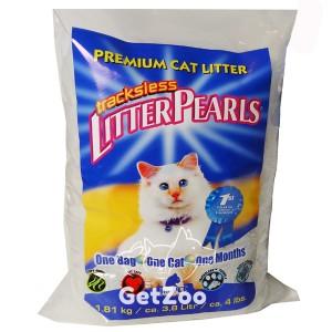 Litter Pearls TrackLess Кварцевый наполнитель для кошачьего туалета