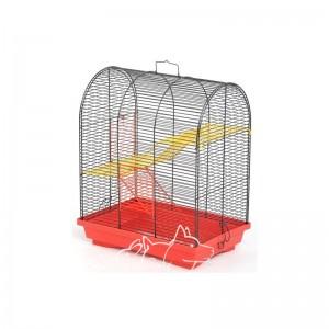 Лори Бунгало-3 клетка для грызунов 33х23х41см